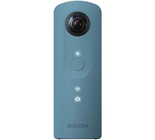 Ricoh Theta SC 360 - Action Camera, Colore: Blu