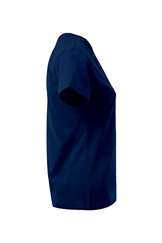 T-shirt Premium femme Bleu Marine