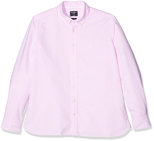 hackett-slim-washed-oxford-camicia-uomo-rosa-pink-325-xx-large