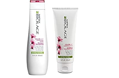 Matrix Biolage Color care Shampoo & Conditioner (NOW CALLED COLORLAST) from matrix