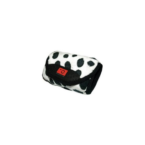 Always On Wrap-Up Case Bag Pouch To Fit Most Compact Digital Cameras - Dalmation Kamera Case Bag Pouch