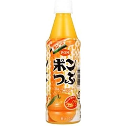 grano Ehime bevanda POM Pong PET350mlX24 questo [Caso X2: totale di 48 ingresso]