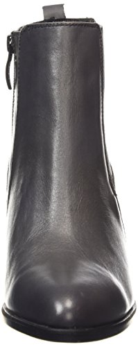 Tamaris 25329 Damen Chelsea Boots Grau (Graphite 206)