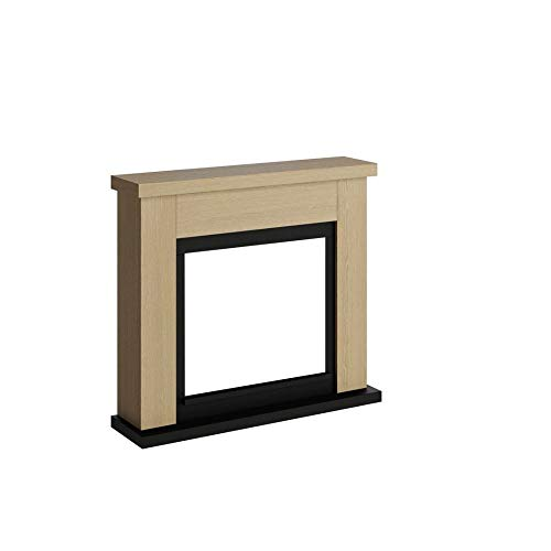 Tagu chimenea marco de madera modelo Frode