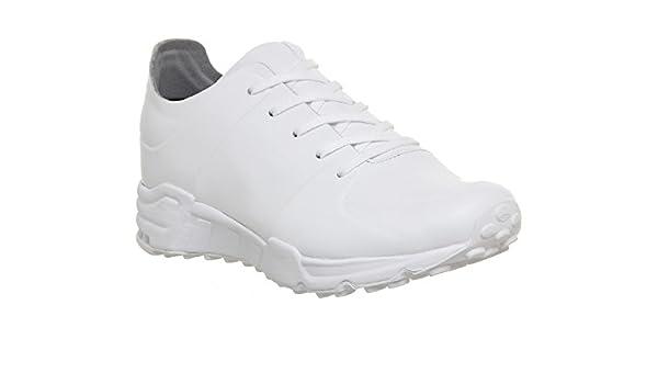 adidas Support Equipment 93 Nuude Signore Scarpe da Tennis Bianche S76702 f6e0d7204aa