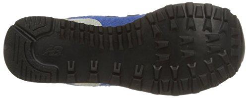 New Balance NBML574VBU Sneaker, Unisex Blue