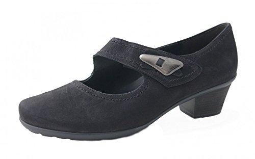 amen Strap Chaussures Gabor 'Confort OptiFit Hellas' Article N ° 96.157.47 noir taille 37-41 schwarz