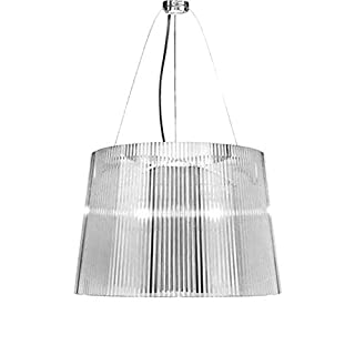 Kartell GE' Lampe, cristal