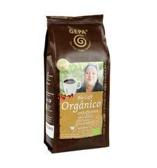 GEPA Bio Café Organico ENTCOFFEINIERT - Kaffee gemahlen 1 Karton (6 x 250g)