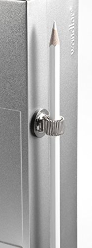 WANDLER® by Infinity Boxes Magnet, Set 2-tlg. magnetischer Stifthalter + Tafel-Stift (Infinity-stifte)