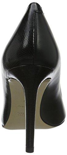 HUGO Damen Ballin 10191387 01 Pumps Schwarz (Black 001)