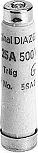siemens-5sa281-diazed-bottle-fuse-slow-blow-25a-500v-ac-dc-e16-tndz-sold-in-a-pack-of-10