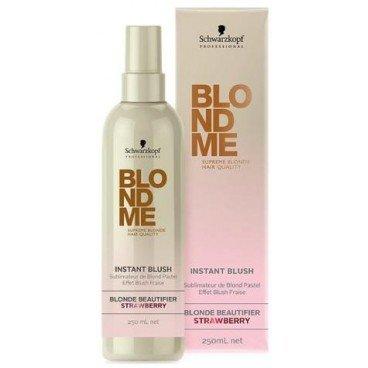 (Schwarzkopf Professional Blondme Instant Blush Erdbeer, 250 ml)