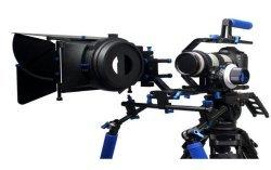 ra Rigs Schulter Kamera Mount Support System Stabilisator Follow Focus ()