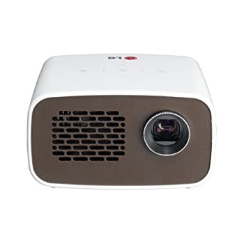 LG Electronics PH300 LED-Projektor (16:9, Kontrast 100000:1, 300 ANSI Lumen)