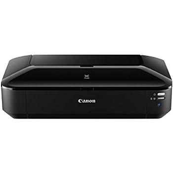 Canon Pixma IX6850 Stampante per Ufficio A3+ Wireless, Risoluzione di Stampa Fino a 9600 x 2400 dpi, Nero
