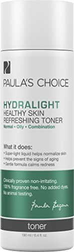 Paula's Choice Hydralight Healthy Skin Refreshing Toner for Sensitive or Oily Skin - 6.4 oz by Paula's Choice -