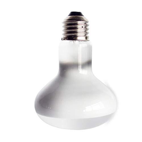 Monlladek 220 V UVA + UVB Reptil Lampe Schildkröte Aalen UV-Glühbirnen Heizlampe Amphibien Echsen Temperaturregler