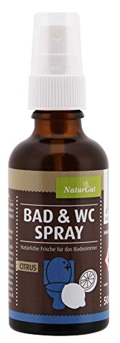 BAD & WC-SPRAY CITRUS Frisches Örtchen 50 ml Duftspray Raumspray -