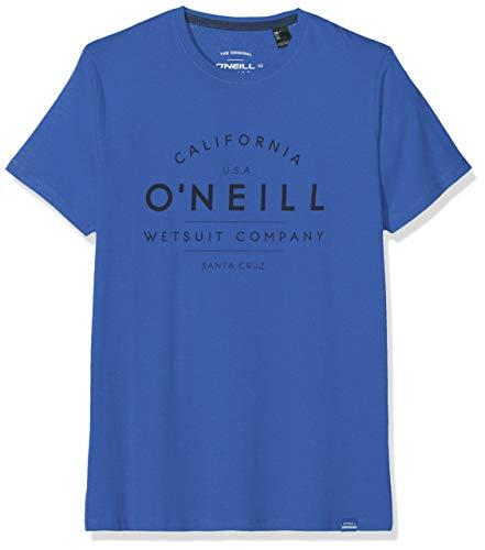 O'Neill Jungen LB Kurzarm T-Shirt, Blau (Dazzling Blue), 164 -