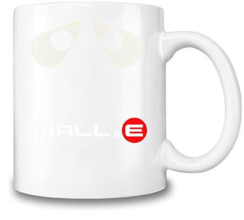 walle minimalistic poster Mug Cup (Wall-e Poster)