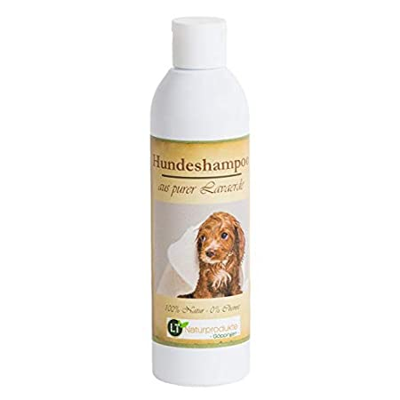LT-Naturprodukte Hundeshampoo | Bio, gegen Juckreiz, hypoallergen, Chemie- und seifenfrei | neutraler Geruch, mit…