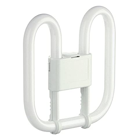 BELL 38w 2D Butterfly CFL Ampoule GR10q,Blanc Froid, 4000K, 4-Broches, Exun-DD