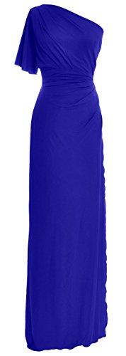 MACloth - Robe - Trapèze - Femme Bleu Marine