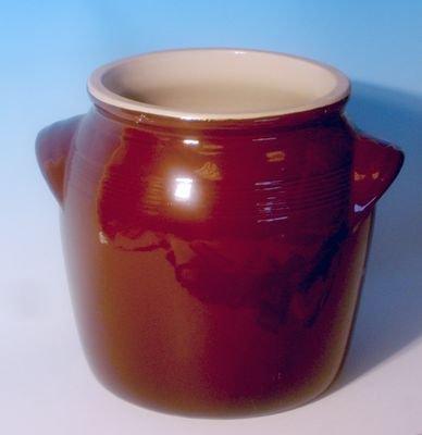 Digoin ceramique - pbe06k7 - Pot à beurre en grès 7.5l