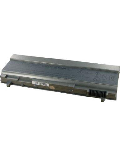 Batterie type DELL 4M529, Haute capacité, 11.1V, 6600mAh, Li-ion