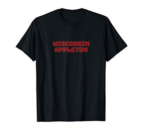 Knitting Style WISCONSIN APPLETON Unique Tee Best Gift T-Shirt - Wisconsin Gelben T-shirt