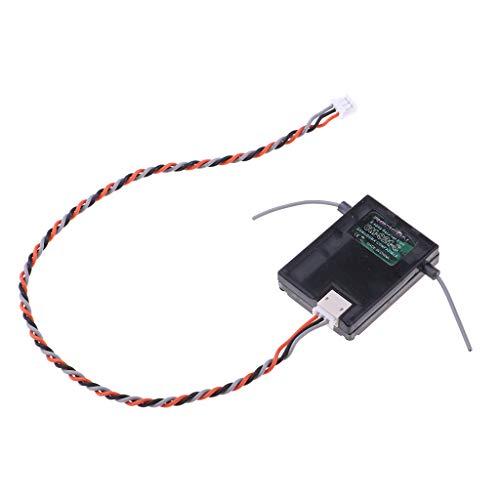 SM SunniMix 9-Kanal-Mini-Kompatibler Empfänger Receiver für JR, Spektrum 9ch-Sender Sm Sender