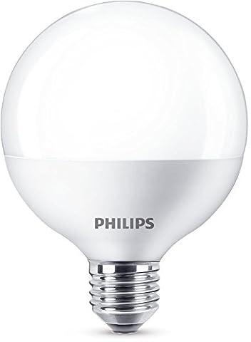 Philips LED Lampe ersetzt 100 W, E27, warmweiß (2700K), 1521 Lumen, Globe