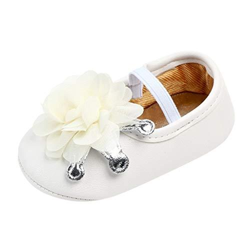 Scarpe da Bambino Vovotrade Neonato Toddler Cute Princess Flower Soft Suola Prima Scarpe da Ginnastica