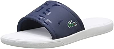 Lacoste L.30 Slide 117 1 Caw Nvy, Chancletas para Mujer