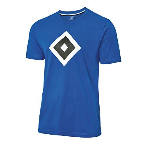Hamburger SV HSV Shirt/T-Shirt ** Raute Blau ** 29901 (L)