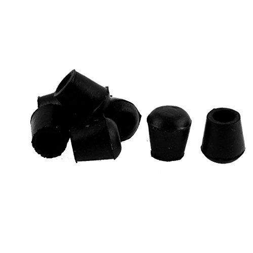 Haushalt, Möbel (DealMux Gummi Haushalt Möbel Stuhl Bein Spitzenschutz 12mm Innen Dia 7pcs)
