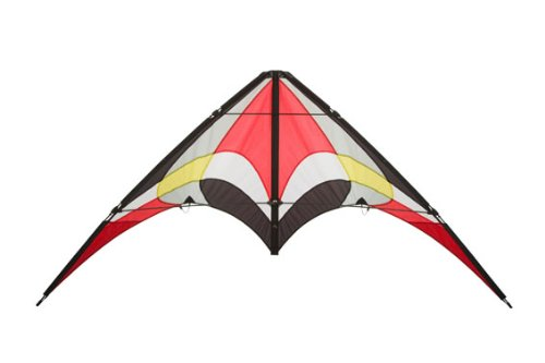 HQ rot Ready to Fly Salsa II Kite–Rot… | 04031169153401