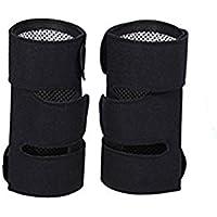 Soporte para la rodilla autocalentable Soporte de rodilla ajustable Terapia magnética Arthritis Brace Cinturón de protección