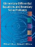 ELEM.DIFF.EQUA.+BOUND.VALUE PR [Hardcover] by