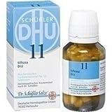 Biochemie Dhu 11 Silicea D 12 Tabletten 200 stk