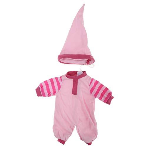 P Prettyia Modische Puppen Kleidung Bekleidung für 16 Zoll Salon Puppe Dress Up Zubehör - B (In Kleidung Puppe 16)
