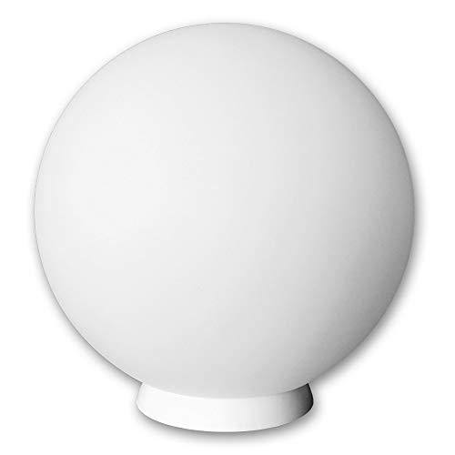 gartenkugeln led @tec  Kabellose LED Kugellampe, 30cm Kugel-Dekoleuchte mit Farbwechsel und Fernbedienung – Gartenleuchte, Kugelleuchte - hängend & stehend verwendbar - wasserdicht (IP54) für Haus und Garten