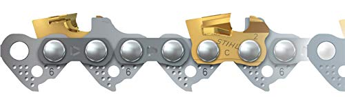 "Stihl 3652 000 0066 Sägekette 3/8\"" 1,6 mm 66 GL-45 cm Halbmeißel RMC, 1 W, 1 V"