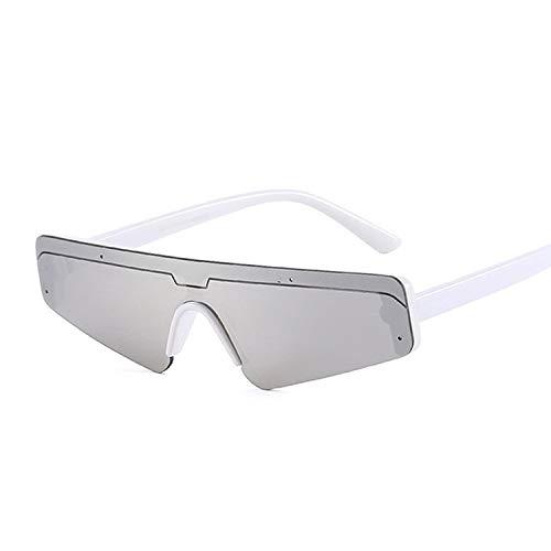 YUHANGH Polarisierte Outdoor Sports Windundurchlässige Sonnenbrille Männer Frauen Reflektierende Beschichtung Spiegel Brille Große Surround Eyewear