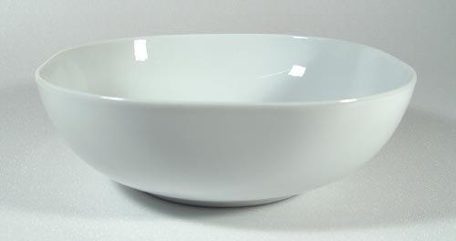19600-serie (Moon Schüssel 21 cm Weiss)