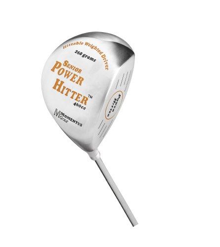 - Power Hitter Treiber, Uni, einfarbig (Jungen Jugend Golf-clubs)