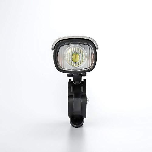 Degbit LED Fahrradlicht Set, StVZO Zugelassen Fahrradbeleuchtung