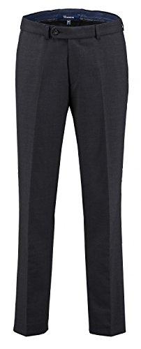 Herren Flat-front Wollhose (Michaelax-Fashion-Trade Atelier Gardeur - Regular Fit - Herren Flatfront Wollhose, Farben Marine, Anthrazit, Black, Nino (11710), Größe:110;Farbe:Anthracite (98))