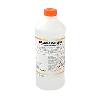 Ammoniaklösung 9,5% 1L Salmiakgeist Ammoniak Entfetter Reiniger